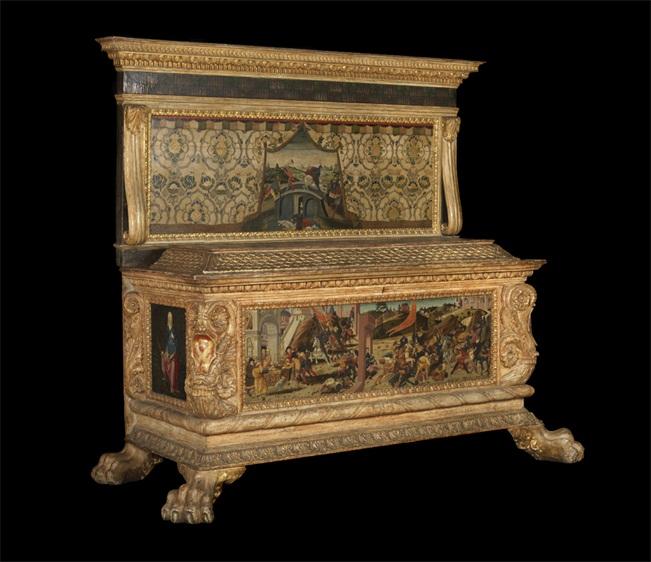 大风范:《欧式家具400年》中国欧式家具艺术史第一书