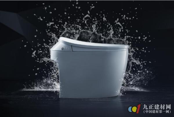 惠达卫浴第五代智能马桶 引领智能卫浴行业新风向