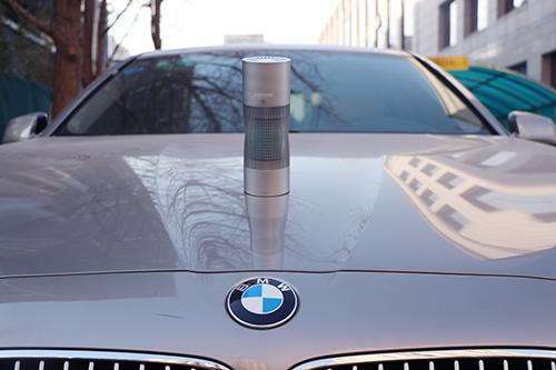 车外测试空气质量