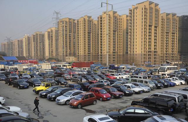中国新旧车销售比发生改变 二手车销量激增